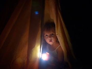 Miedo a la oscuridada