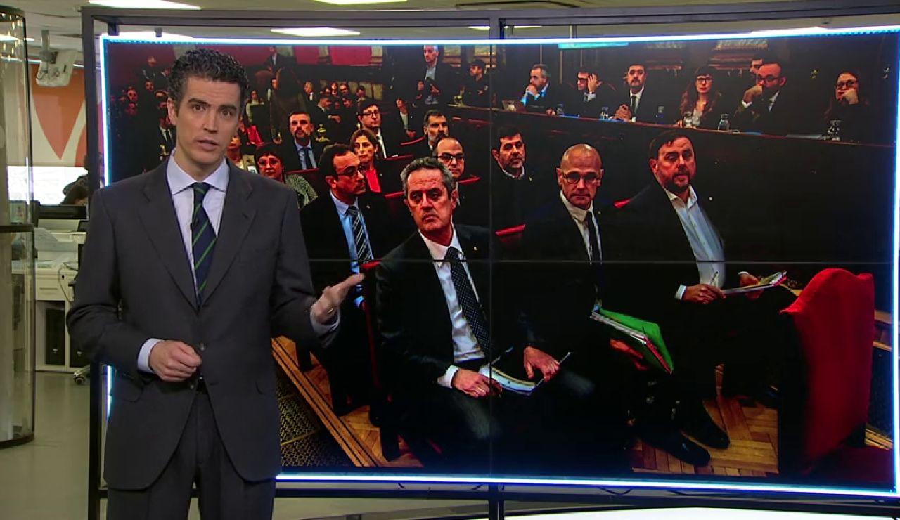 Gonzalo Bans analiza cómo afectará a las elecciones generales la presencia de Vox en el juicio al 'procés'