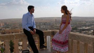 mardin, el pueblo de Boran y Sila