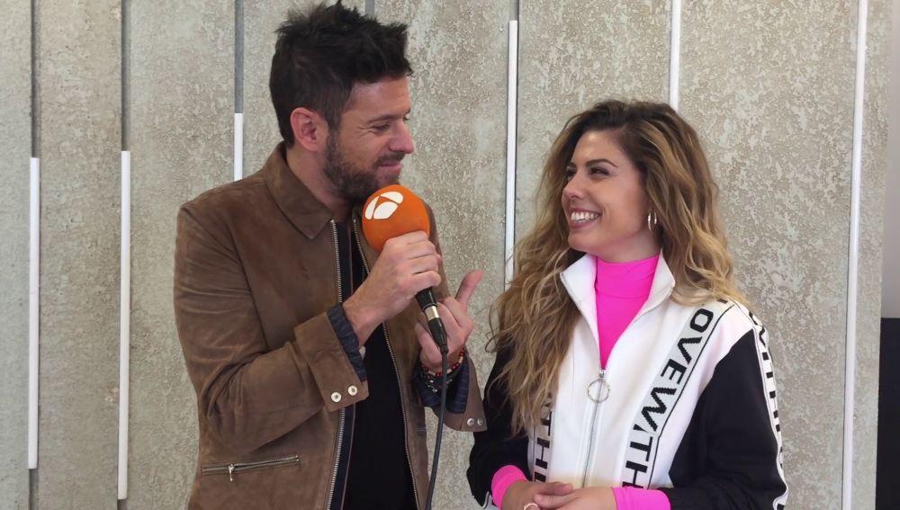 """Pablo López y Miriam Rodríguez: """"Arranca la segunda fase de 'La Voz' con una calidad tremenda"""""""
