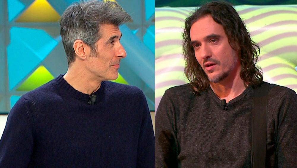 Jorge Fernández excluye a Joaquin de una de las 'verdades universales'