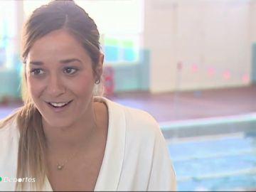 """La desgarradora confesión de la nadadora Duane da Rocha: """"Me echaba a llorar al ir a la piscina"""""""