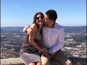 Andrés Díaz e Isabel Pregal, políticos de partidos diferentes