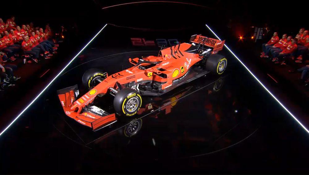 El nuevo Ferrari SF90