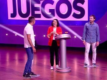 Vídeo: El desconcierto de dos concursantes al perder a su pareja antes de la prueba