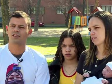 Familia Landér, exiliados venezolanos