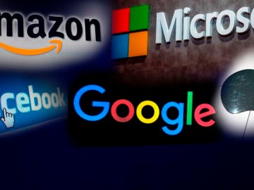 Amazon, Facebook, Google, Microsfot y Apple