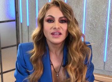 Una entregada Paulina Rubio transmite su entusiasmo ante los Asaltos de 'La Voz'
