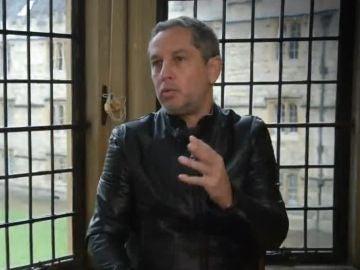 Guillermo Martínez, ganador del Premio Nadal