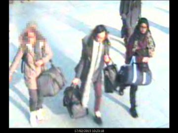 Da a luz en un campo de refugiados la mujer yihadista que pide volver al Reino Unido