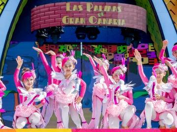 Carnaval infantil en Las Palmas de Gran Canaria