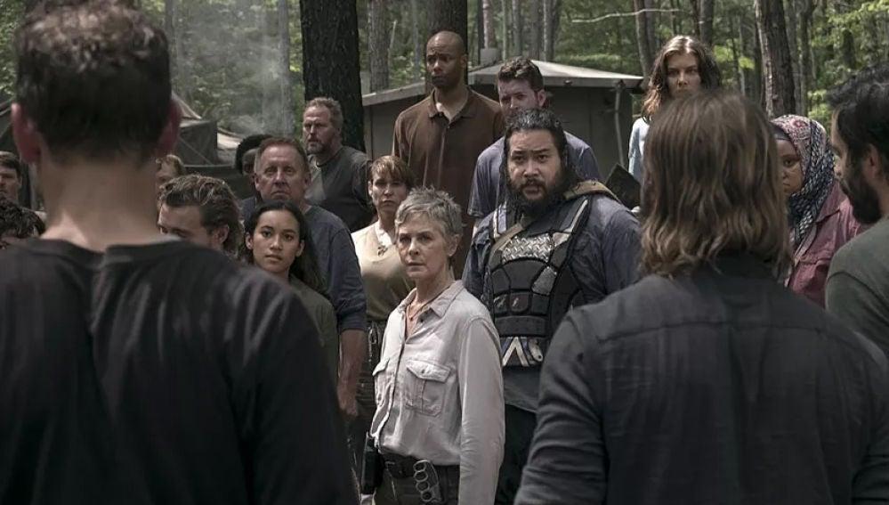 Actores de 'The Walking Dead'