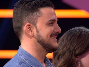 """La admiración de Sergio por Erundino le motivó a concursar en '¡Boom!': """"Es una fuente de inspiración para mí"""""""