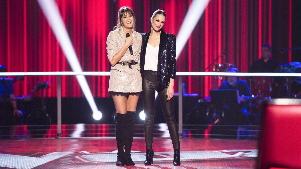 La Voz en Antena 3 - cover