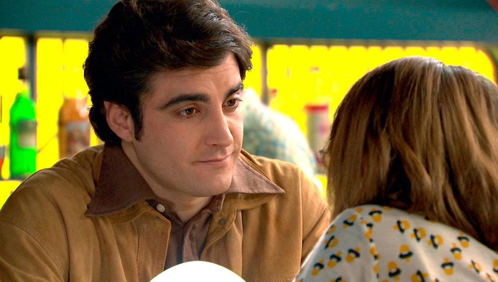 Álvaro, frustrado por su desastrosa primera vez con Nieves