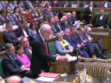 Dimiten siete diputados del Partido Laborista por discrepancias con Jeremy Corbyn