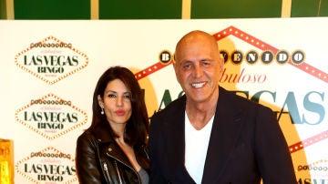 Kiko Matamoros junto a su novia Cristina