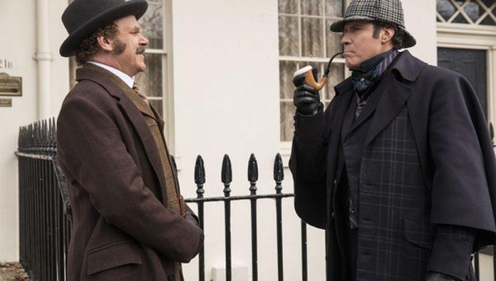 'Holmes y Watson'