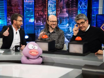 Trancas y Petancas retan a Santiago Segura y Florentino Fernández con el 'Dos tontos y quién'