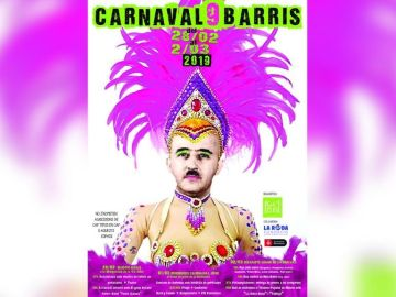 Cartel de carnaval de Nou Barris