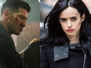 'The Punisher' y 'Jessica Jones'
