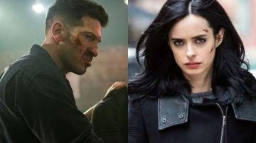 'The Punisher' y 'Jessica Jones'