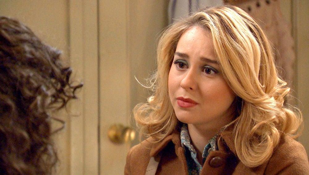 """Luisita se derrumba con Amelia: """"No me voy a poder ir a vivir contigo"""""""