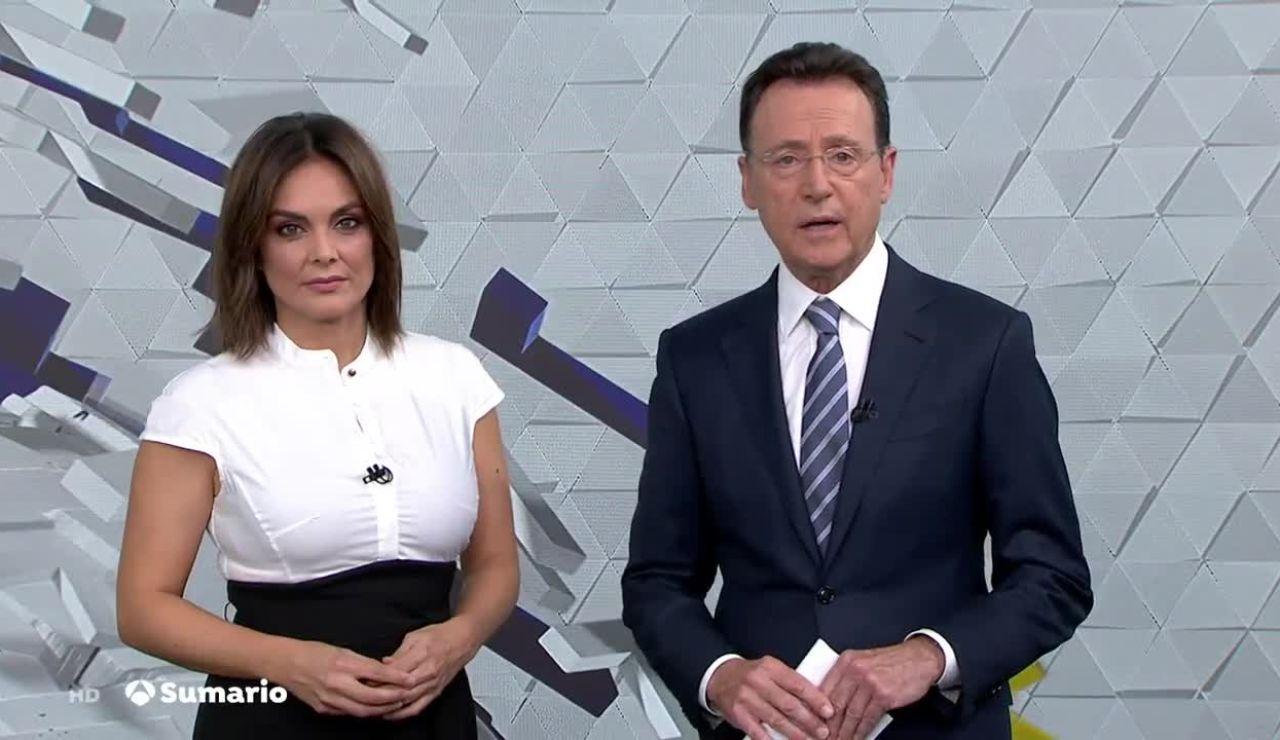 Antena 3 Noticias 1 Fin de Semana