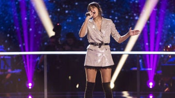 Beatriz Pérez canta 'All I Ask' en los Asaltos de 'La Voz'