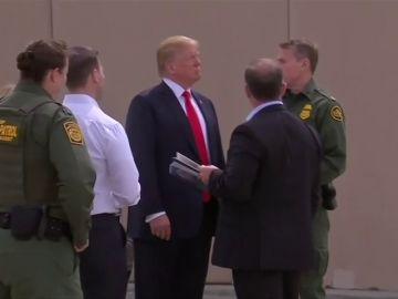 Fiscales demanda a Trump por declaración de emergencia nacional
