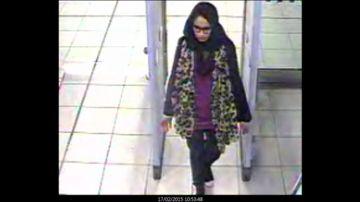 Londres retirará la nacionalidad británica a la adolescente que se unió a Daesh en Siria