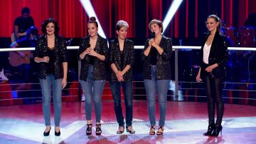 """Paulina Rubio felicita a Les Fourchettes: """"Son increíbles, parece que lo hacen desde siempre"""""""