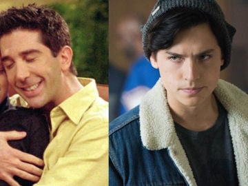 Cole Sprouse como Ben Geller en 'Friends'