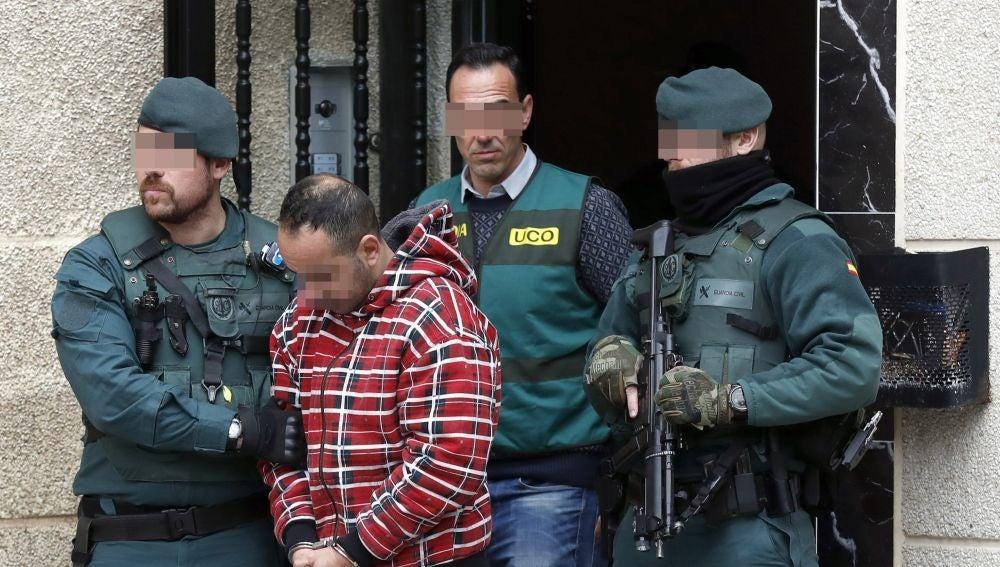Uno de los detenidos por el asesinato del concejal de IU en Llanes