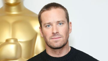 El actor Armie Hammer