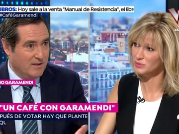 Antonio Garamendi en 'Un café con Susanna'.