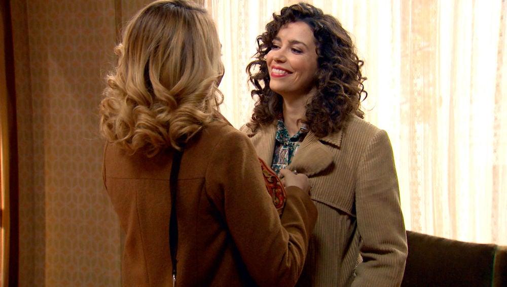 Amelia y Luisita, ¡ya tienen piso!