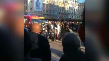 La policía abate a un hombre que había apuñalado a varios viandantes en Marsella