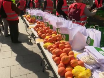 Imagen de archivo: naranjas.