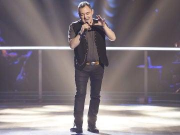 VÍDEO: Andrés Balado canta 'Heaven' en los Asaltos de 'La Voz'