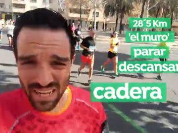 Corremos un maratón entrenando tres meses junto a Abel Antón