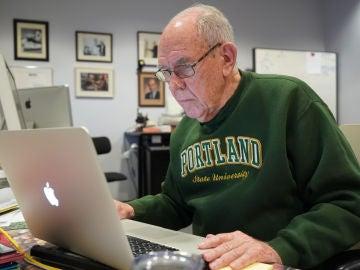 Ivan Sutherland, padre de los gráficos por ordenador, Premio Fundación BBVA
