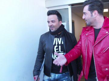 Vídeo: Los talents del 'Equipo Fonsi' reciben a su coach al ritmo de 'Échame la culpa'