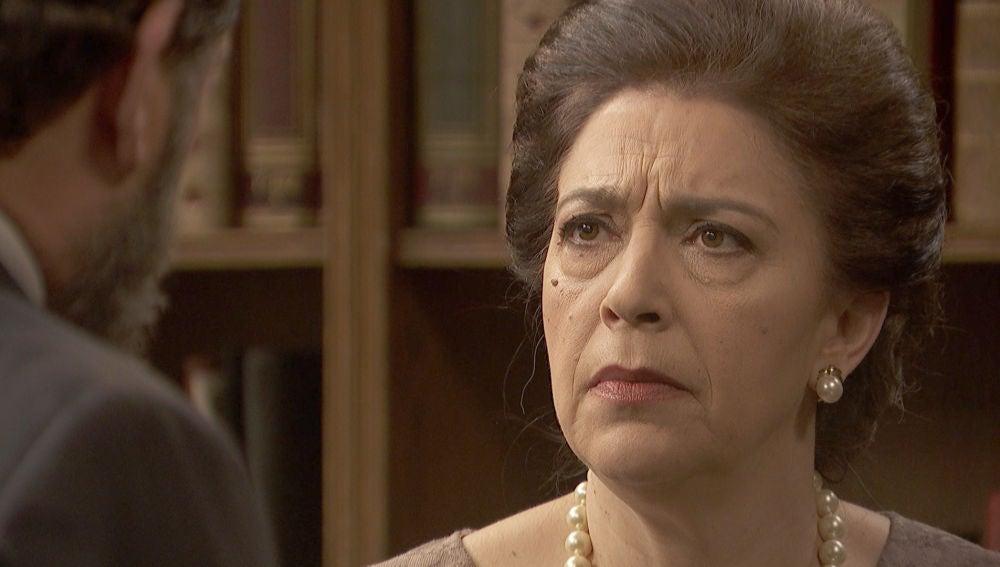 Mauricio pone a Francisca entre las cuerdas con el chantaje más sucio