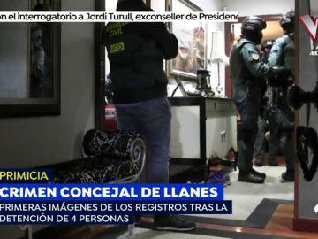 Crimen del concejal Javier Ardines.