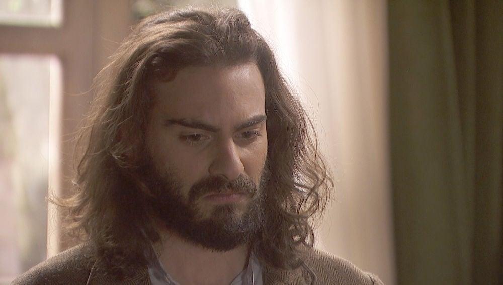 """Isaac, a Antolina: """"Yo a ti no te quiero"""""""