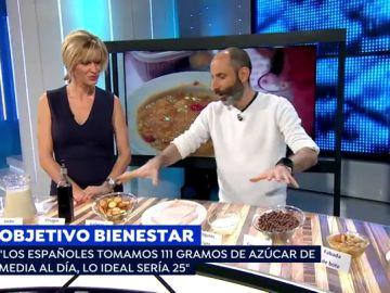 Julio Basulto, nutricionista