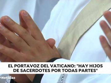 El Vaticano dispone de un documento secreto para los sacerdotes que tienen hijos