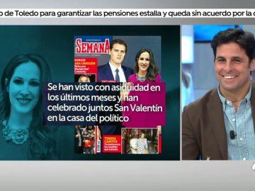 Fran Rivera opina sobre la supuesta relación entre Malú y Albert Rivera.