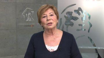 """Celia Villalobos deja la política: """"Me hubiese gustado terminar mi carrera con un acuerdo en el Pacto de Toledo"""""""